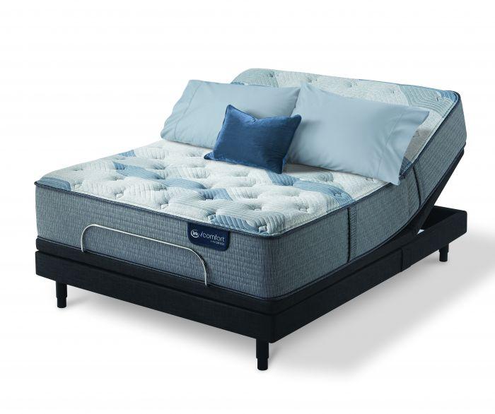 Serta Icomfort Hybrid Blue Fusion 100 Firm 5
